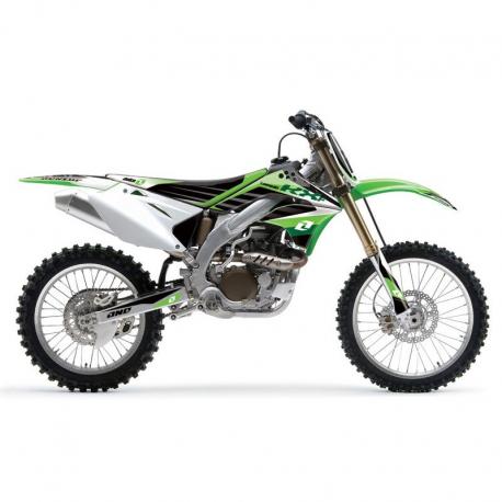 Progrip 797 Rubber Grips Kawasaki KX KLX 60 65 80 85 100 125 250 300 400 420 450