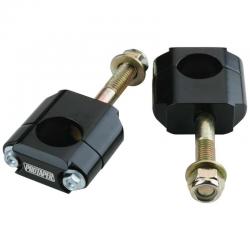 Pontets adaptable Pro taper montage silent bloc